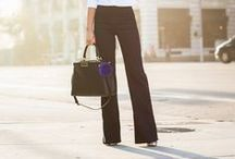 Black Pants-spring/summer / by Vera Duarte
