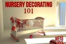 Nursery ideas / by Mandy Tuttle