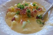 Soups / Easy and delicious soup recipes for those days when you need comfort food.