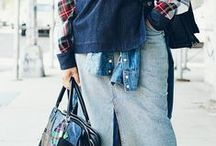 Denim Style Fall/Winter / by Vera Duarte