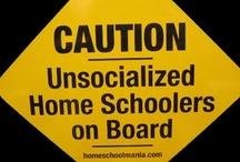 Homeschool / by Sherry Lochner