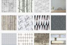 pattern & paletes