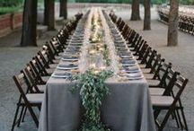 Wedding Inspiration / Beautiful inspiration for your wedding day.