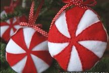 Christmas ornaments / by Christina