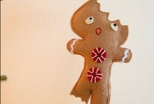 Gingerbread world / by Christina
