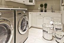 laundry room / by Sarah Hylton