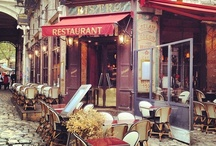 """Paris, je t'aime / """"That was the moment I fell in love with Paris and the moment that I felt that Paris had fallen in love with me"""" / by Emily Teachout"""