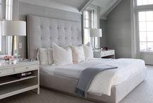 bedroom / by Sarah Hylton
