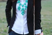 Fashion Sense / Clothing and accessories that create great style but maintain comfort / by Susan Reighard
