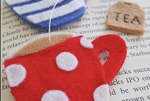 Bookmarks / by Christina