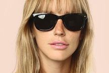 Horn Rimmed Sunglasses / Shop our collection of wayfarer sunglasses starting at just $9.80!