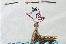 Embroidery / by Christina