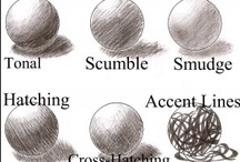 Drawing tips / by Christina