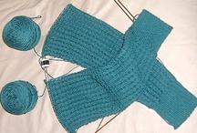 Knitting/Crocheting / by Theresa Vrismo