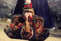 ~ Handbags ~ / by Kim Dowsett