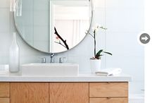 bathrooms / by Russet Design