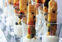 Food : Appetizers / by Gina Aldrich