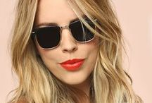Half-Frame Sunglasses / Shop our collection of clubmaster sunglasses starting at just $9.80!
