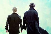 Sherlock / by Crystal J