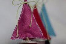 Easy craft - christmas / christmas holidays crafts