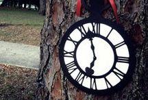Clocks / by Christina