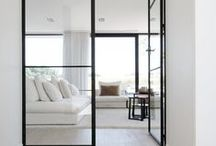 spaces: living /                               + simplicity is daring +   / by STILL