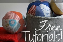 Tutorials / Craft and sewing tutorials
