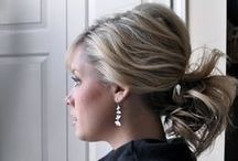 Hair Tutorials and Beauty / by Bonnie Michaels