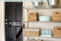 Organized and Clean / by Bonnie Michaels