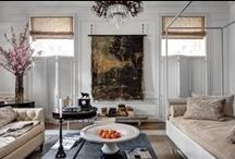 Interiors / by Mackay Boynton