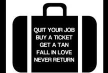 Travel Bucket List / by ml 89