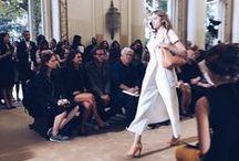 VT Stylists at Fashion Week