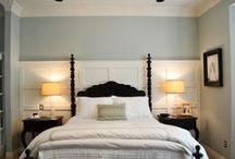 Master Bedroom / by Bonnie Michaels