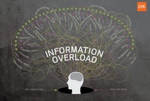 Information Overflow / Information overload or overflow (nicknamed infobesity) refers to the difficulty a person can have understanding an issue and making decisions that can be caused by the presence of too much information.