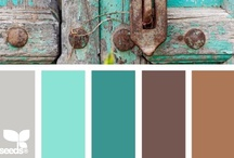 Color palettes / Color Pallettes for decorating, painting, and inspiration.