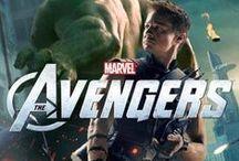 Avengers! Assemble! / by Grace Martin