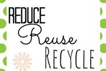 Sustain / Keeping it GREEN. Sustain.