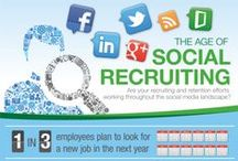 Social Recruiting / All about social recruiting, employer branding, social hiring and social media recruitment.