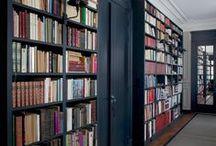   Bookshelves   / by Enjoli