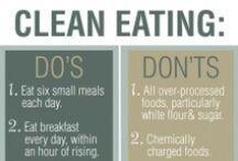 Let's Eat Clean! / by Bonnie Michaels