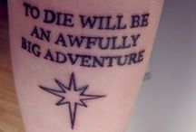 Inspirational ink / by Grace Martin