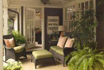 Cottage Porch Love / by Bonnie Michaels
