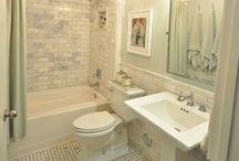 Master Bath / by Bonnie Michaels