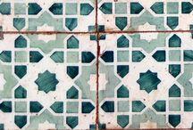   Tiles & Textiles   / by Enjoli