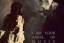 Phantom of the opera / love never dies / by Courtney Ockey