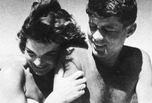   Jacqueline Bouvier Kennedy Onassis   / by Enjoli