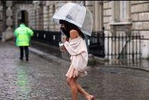 Rainy Day | Street Style
