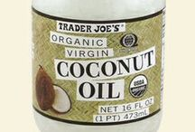 Coconut Oil and Flour / by Juli Michele