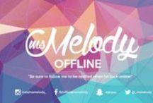 Design Board: Ms Melody / Twitch.tv