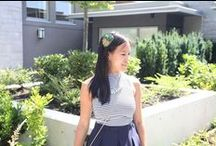 OOTD: Fashion & Style / Personal Style & Fashion Board for Canadian Blogger Modern Mix Vancouver